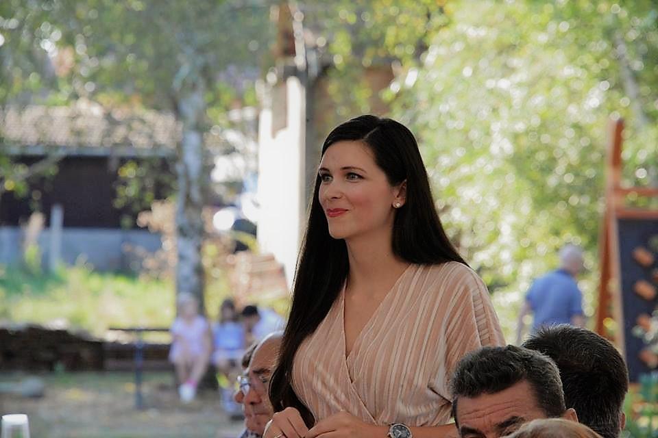 PRIGORSKI MODNI KUTAK Lijepa voditeljica zasjala u laganoj kratkoj haljini