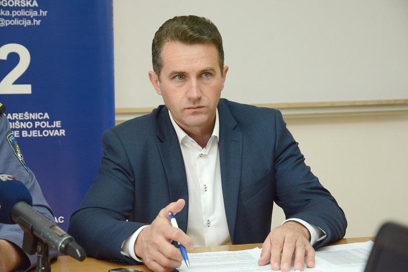 Bjelovarsko-bilogorska policija otkrila županijske raspačavače droge; Abel Car: 'Predani su pritvorskom nadzorniku'
