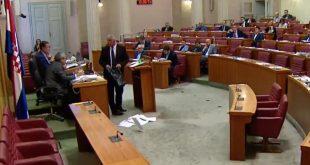 foto: screenshot Internet TV Hrvatskoga sabora
