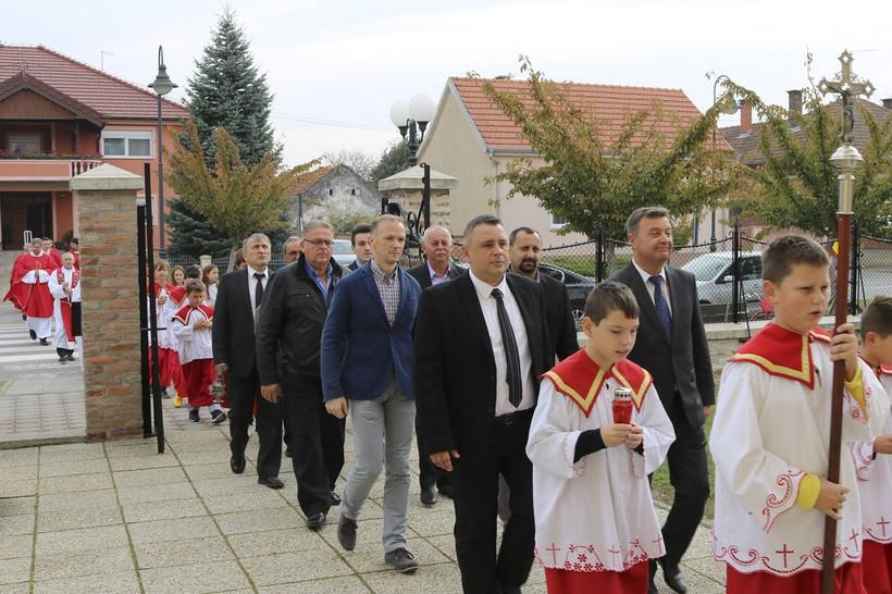 misa sv luka kalinovac