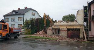 rušenje kuća