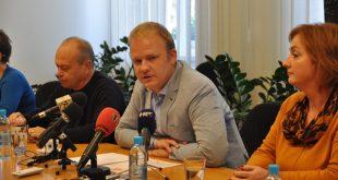 Tiskovna konferencija na temu pozicioniranja grada Koprivnice u top pet velikih gradova najboljih za život/G. Obran