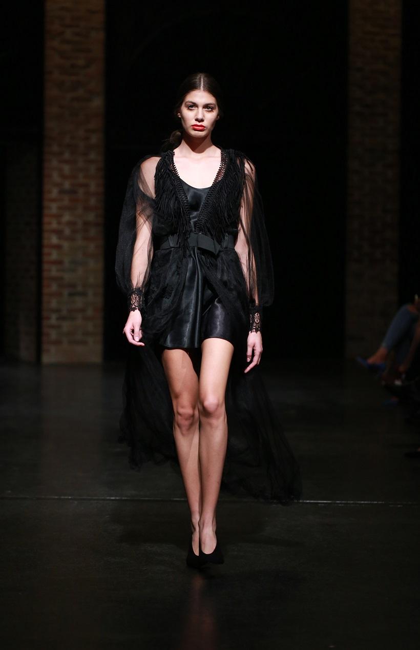 Revija Kayra Design. // foto: Matija Habljak/PIXSELL