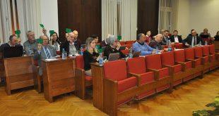 Proračun za 2019. izglasan je s 11 glasova ZA i sedam PROTIV/G. Obran