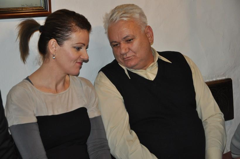 Marjana Radman Švaco i Radovan Knežević