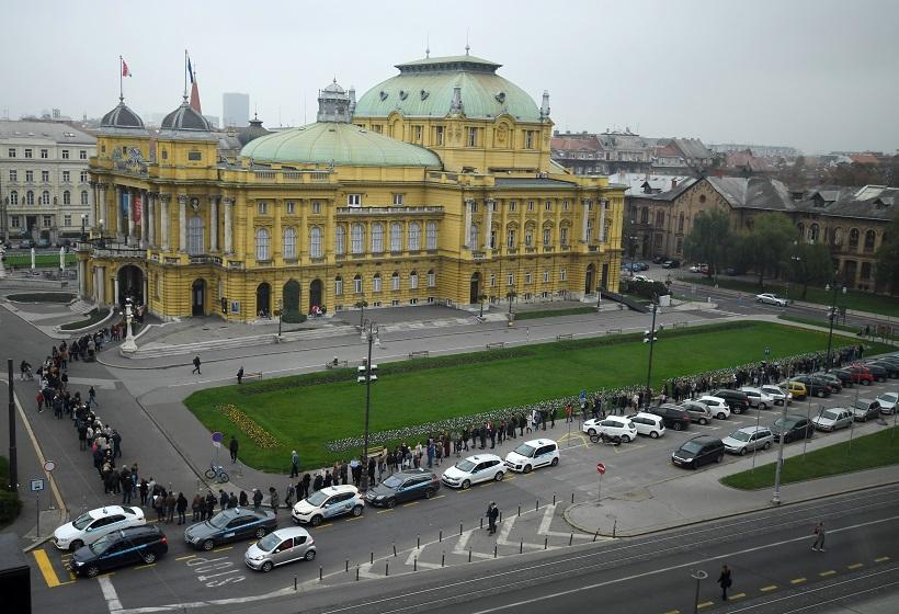 Troje kandidata za novog intendanta/intendanticu HNK-a u Zagrebu