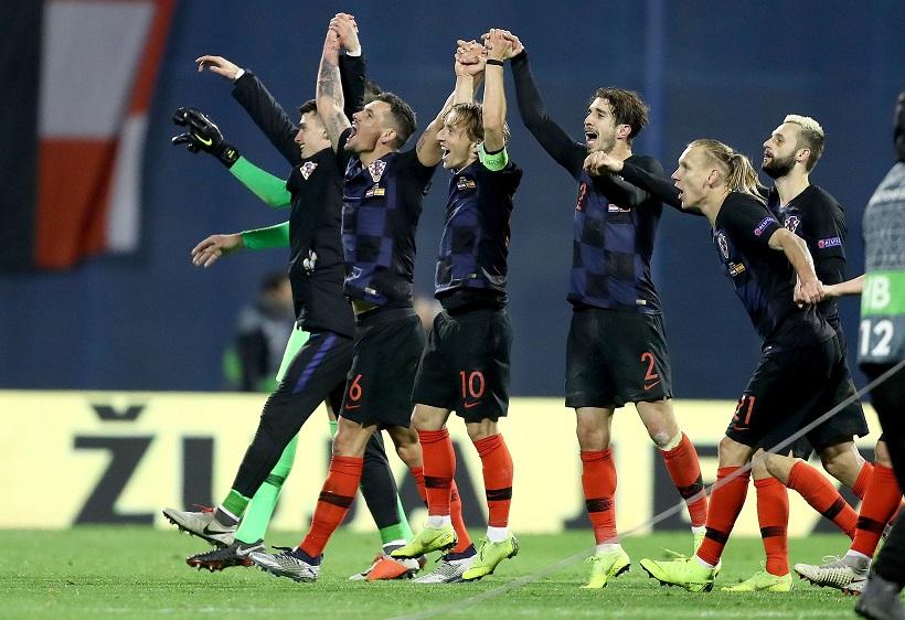 FIFA ljestvica: Hrvatska pala na osmo mjesto