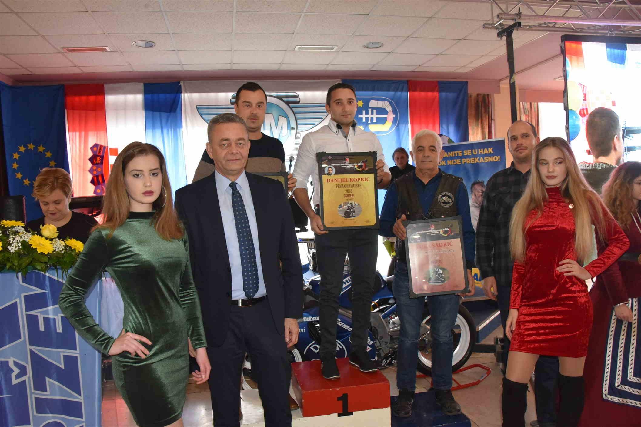 Proglašeni najbolji motociklisti u protekloj sezoni 71