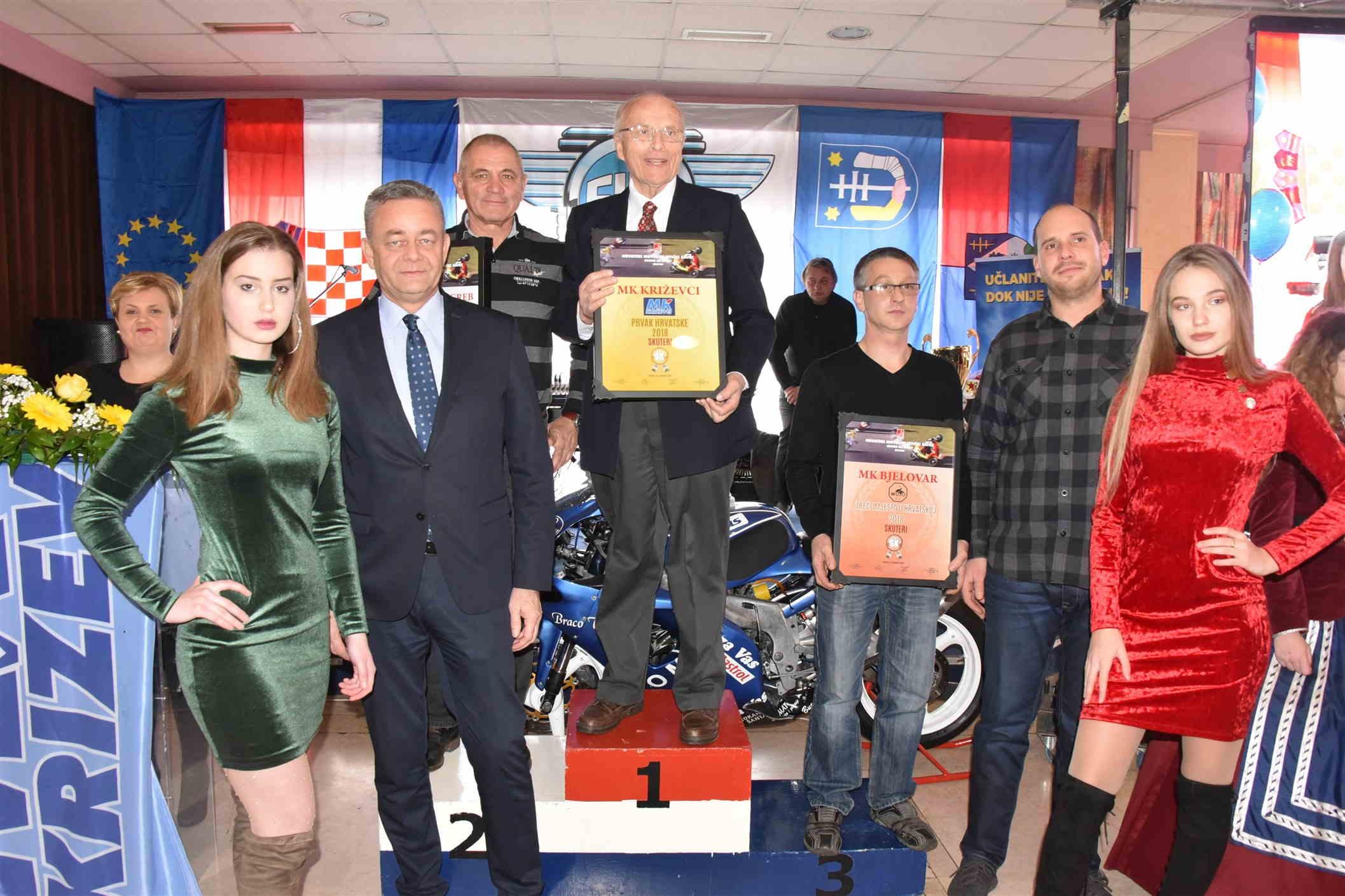 Proglašeni najbolji motociklisti u protekloj sezoni 75
