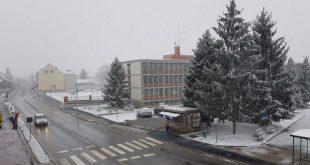 grad đurđevac snijeg