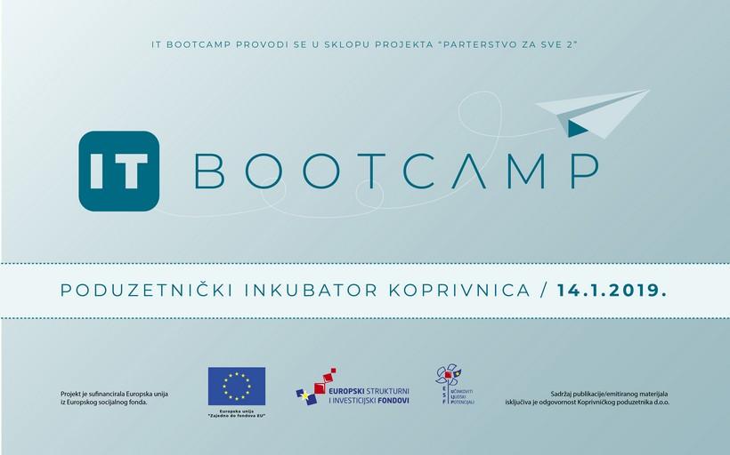 Koprivnički poduzetnik kreirao tromjesečni besplatni IT boot camp program za mlade nezaposlene