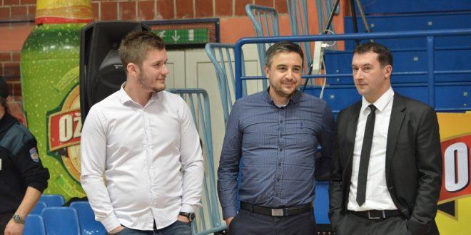 Robin Šatvar, Vitomir Mijić, Damir Kemenović