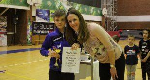 Podjela medalja Pan zimska liga, turnir profesor Branimir Jedvaj (5)