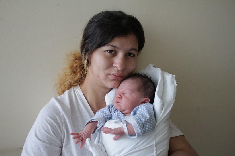 Vesna Oršoš i sin Lovro