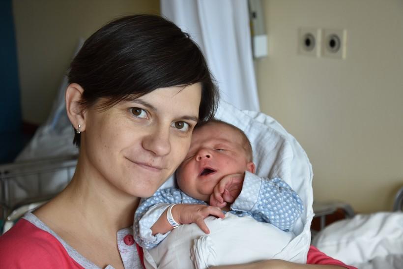 Zdenkica Rajn-Kovačić i sin Antun