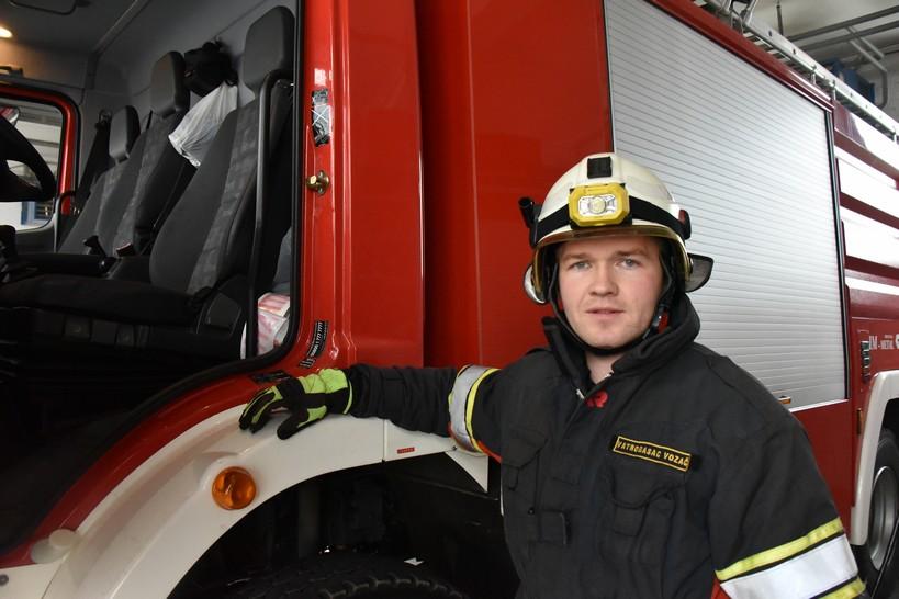 Antonio Kossi primio zahvalnicu gradonačelnika za promociju vatrogastva križevačkog područja