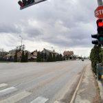 Nije vidio crveno na semaforu, zakočio je ali prekasno