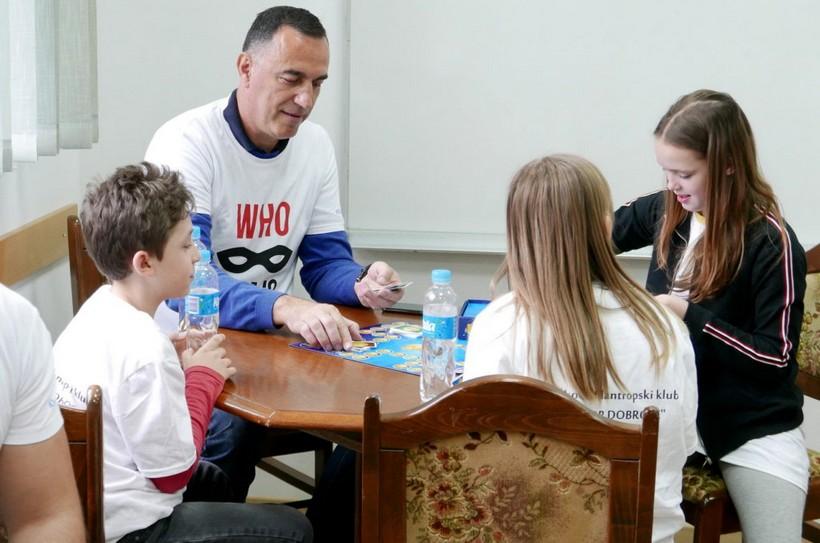 Uspješno završena još jedna volonterska akcija Školskog filantropskog kluba Izvor dobrote