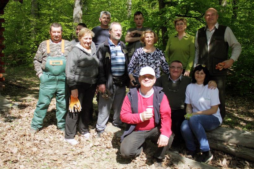 Akcija čišćenja šume Koprivnica (1)