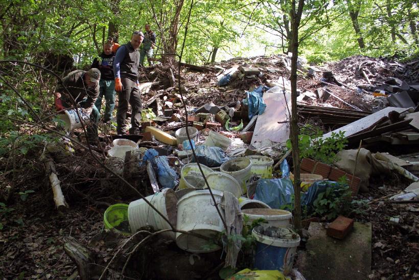 Akcija čišćenja šume Koprivnica (10)