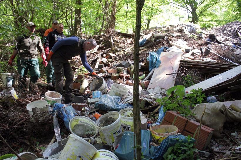 Akcija čišćenja šume Koprivnica (11)