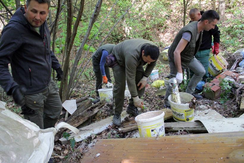 Akcija čišćenja šume Koprivnica (12)