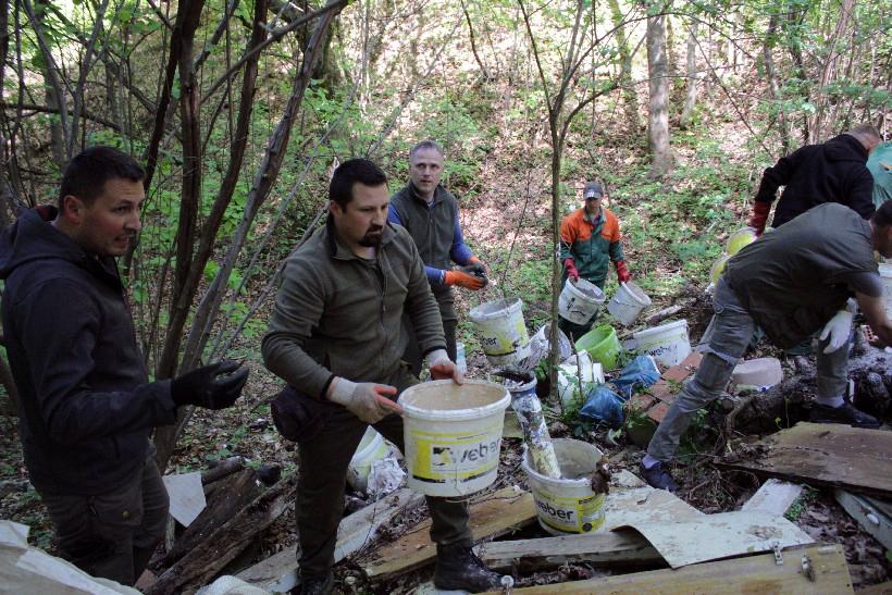 Akcija čišćenja šume Koprivnica (14)