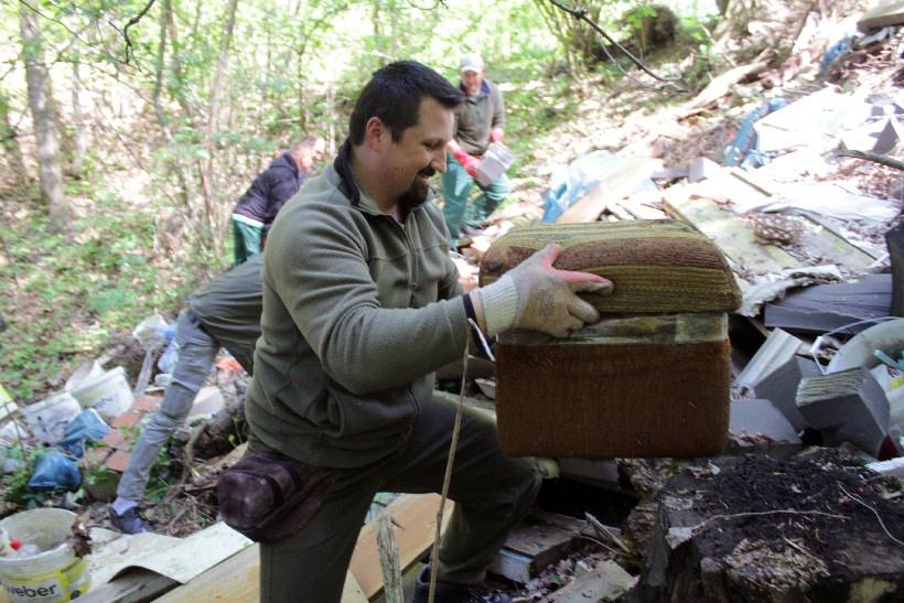 Akcija čišćenja šume Koprivnica (15)