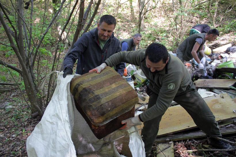 Akcija čišćenja šume Koprivnica (16)