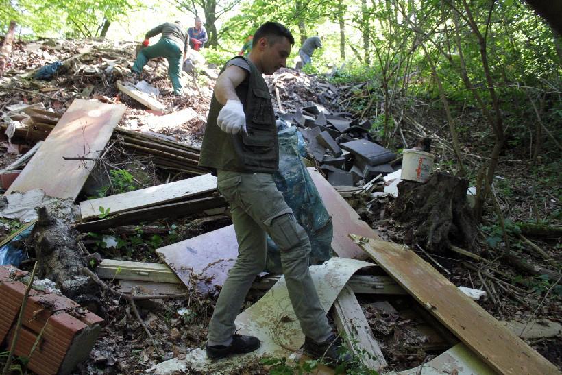 Akcija čišćenja šume Koprivnica (20)