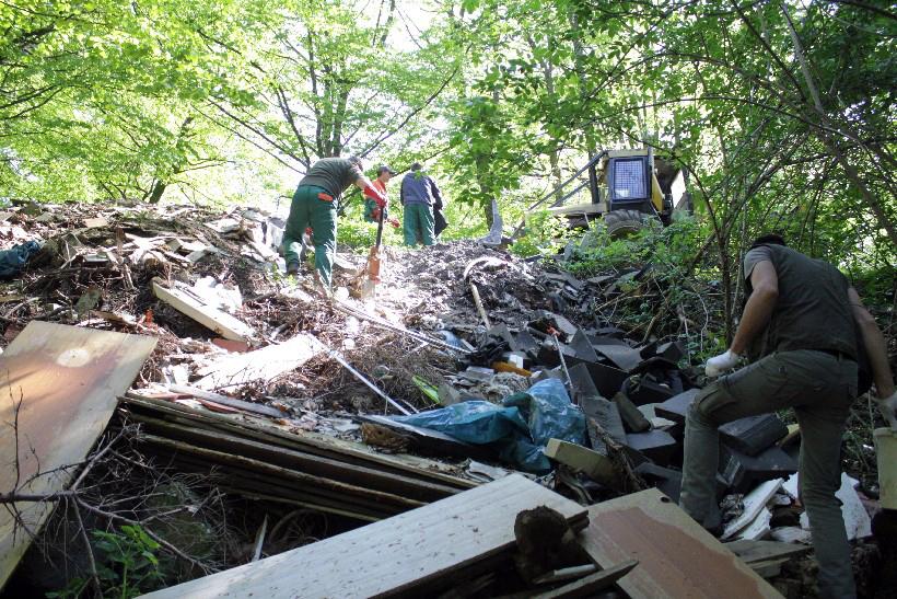 Akcija čišćenja šume Koprivnica (22)