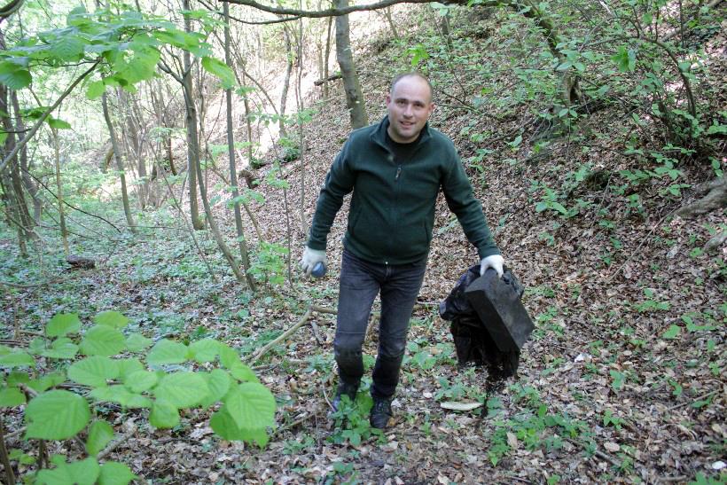 Akcija čišćenja šume Koprivnica (23)