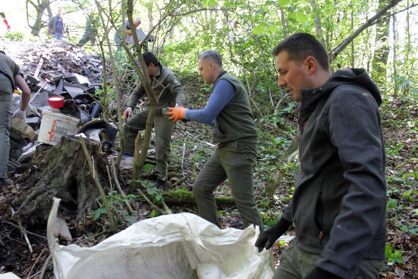 Akcija čišćenja šume Koprivnica (24)