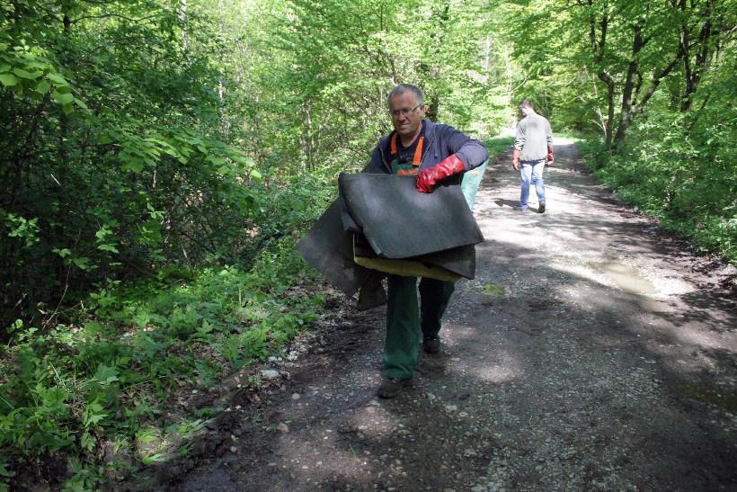 Akcija čišćenja šume Koprivnica (25)
