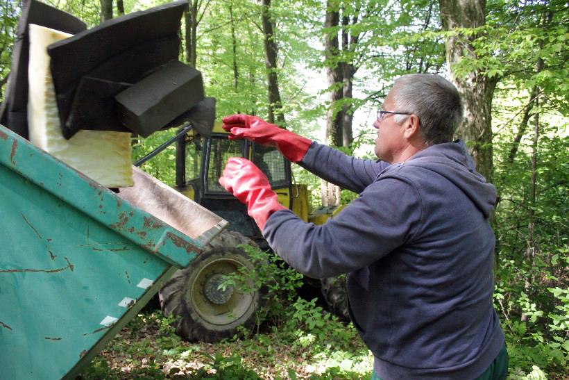 Akcija čišćenja šume Koprivnica (26)
