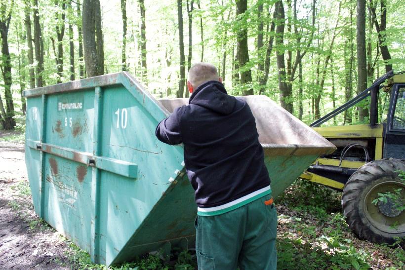 Akcija čišćenja šume Koprivnica (28)