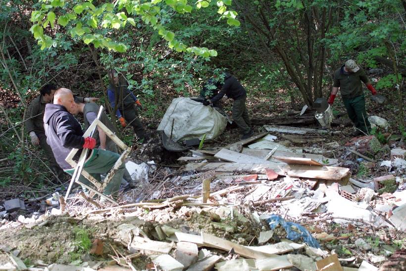Akcija čišćenja šume Koprivnica (31)