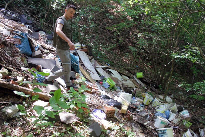 Akcija čišćenja šume Koprivnica (7)