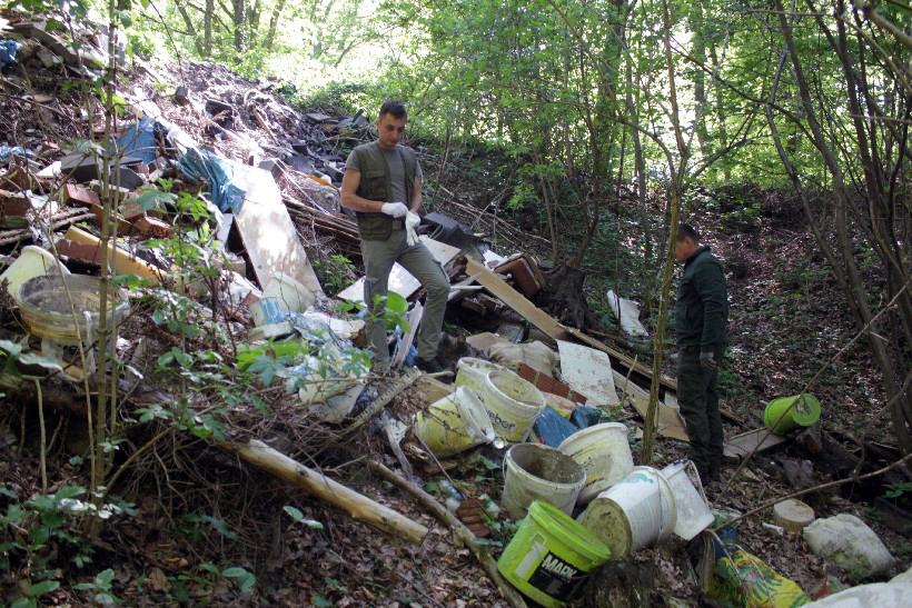 Akcija čišćenja šume Koprivnica (8)