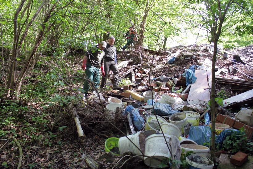 Akcija čišćenja šume Koprivnica (9)