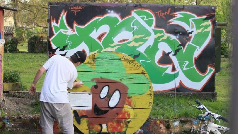 Graffiti Ranč Legerad (2)