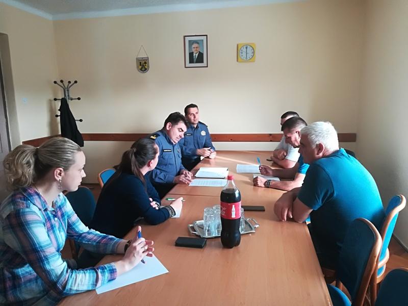 Dogovoreno osnivanje Vijeća za prevenciju za područje općina Sveti Petar Orehovec i Gornja Rijeka