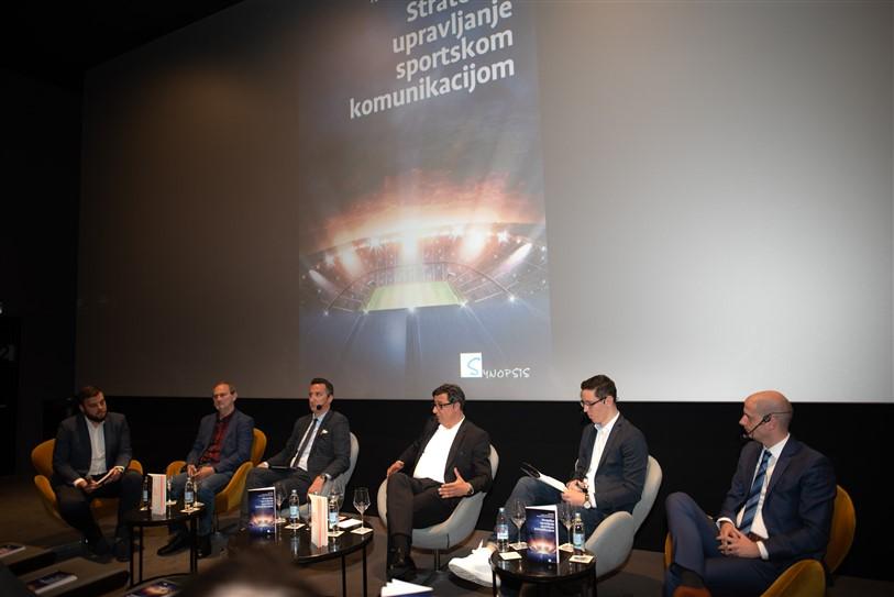 Predstavljena prva knjiga o sportskoj komunikaciji u Hrvatskoj