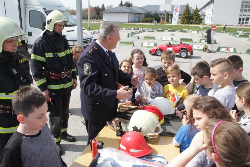 Program prometne kulture za najmlađe, OŠ Braća Radić Koprivnica (4)