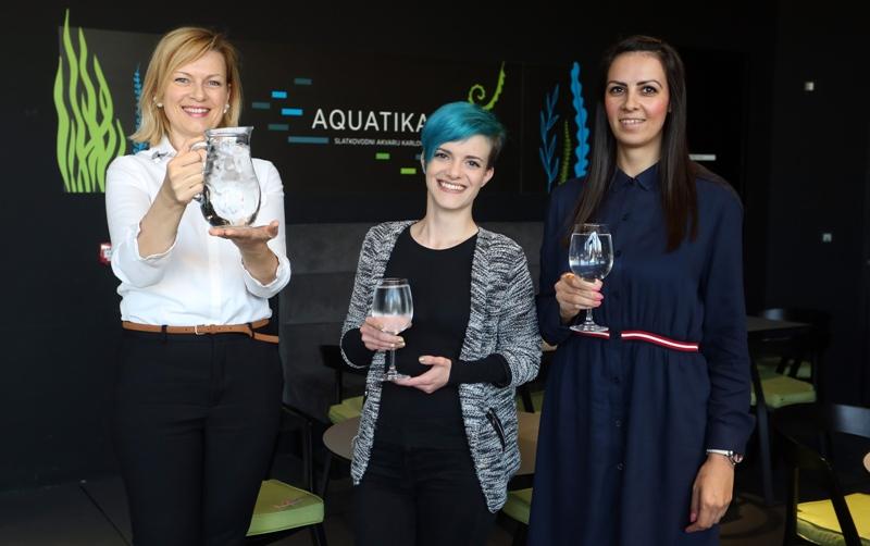 [VIDEO] Karlovačka Aquatika iz ponude izbacila vodu u bocama