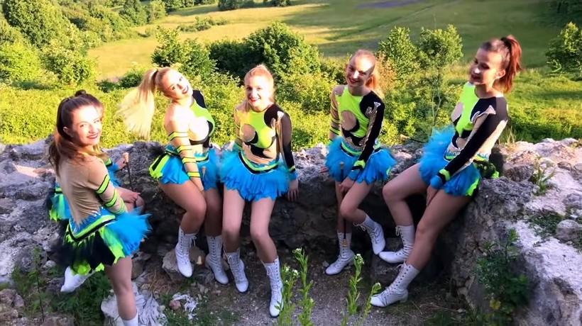 [VIDEO] Križevačke mažoretkinje snimile prvi promo video