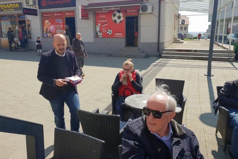 Maras u Vrbovcu: Saborski sam zastupnik i za Prigorje pa je logično da sam ovdje