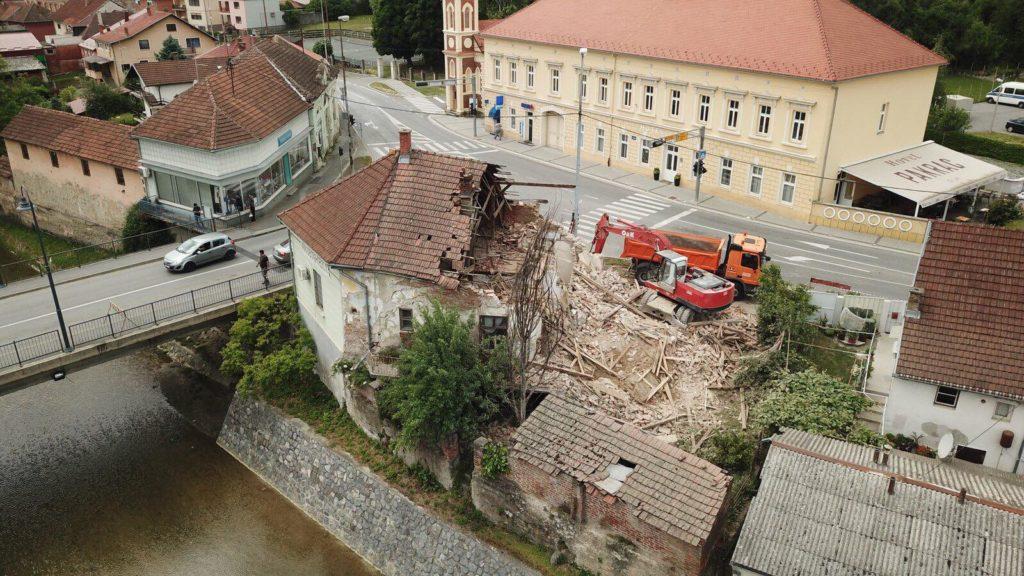 """Grad u kojemu je počeo Domovinski rat uspješno sanira svoje """"rane i ožiljke"""" stradavanja"""