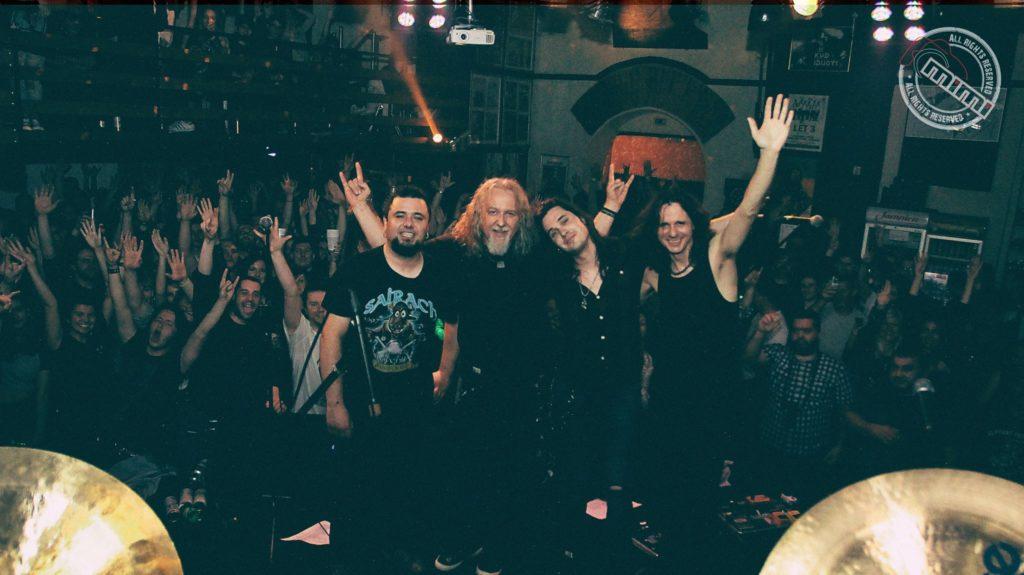 [FOTO] Crno Perje sjajnim koncertom oduševilo križevačku publiku