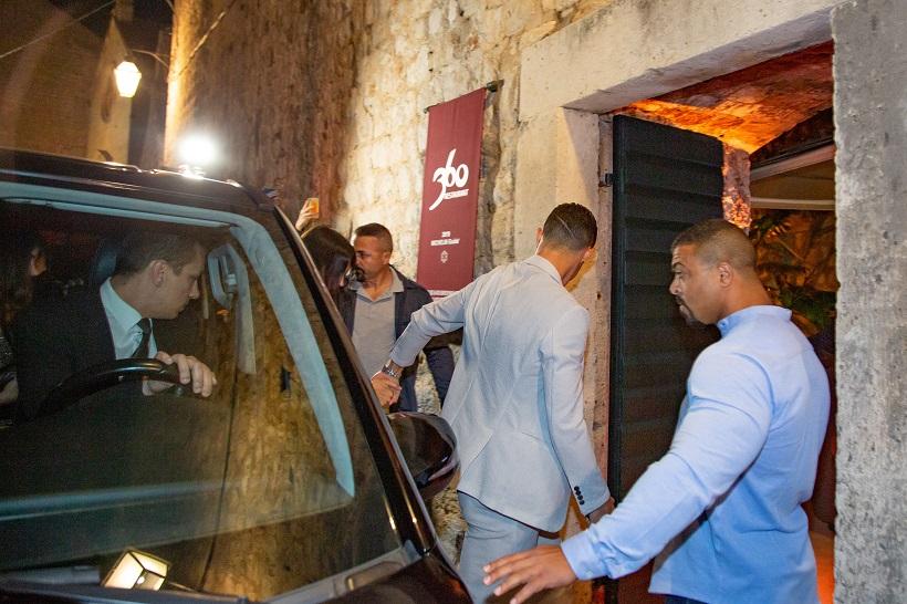 Portugalska nogometna zvijezda Cristiano Ronaldo blagdane provodi u Hrvatskoj